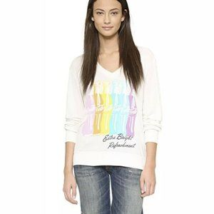 Wildfox Women's Coca-Cola Sweatshirt